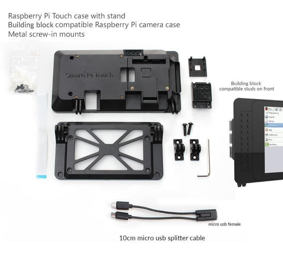 Case Smartipi Para Raspberry Pi Display