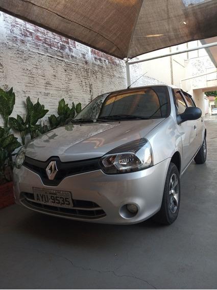 Renault Clio 1.0 16v Expression Hi-power 5p 2015