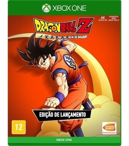 Dragon Ball Z: Kakarot (edição De Lançamento) - Xbox One