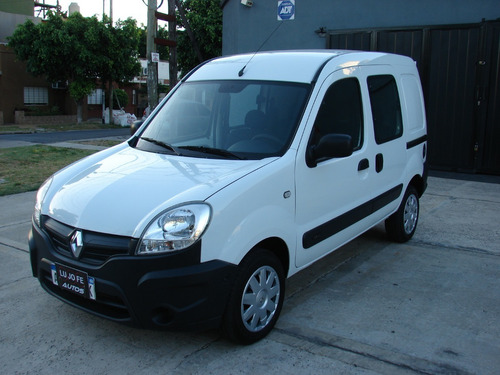 Renault Kangoo 1.6 Confort 2plc 5as Año 2017 Impecable!!