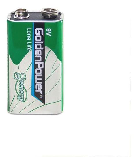 Bateria 9v G6f22 6f22 P/ Sensor Presenca Dni6000 Alarme