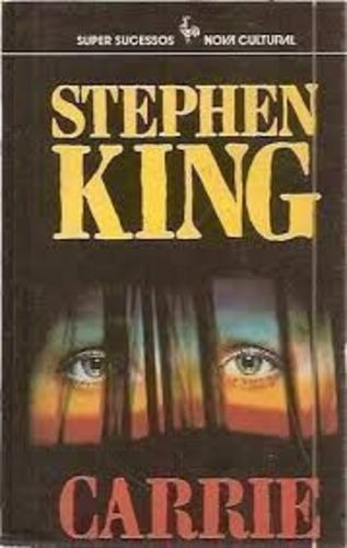 Livro Carrie (trad. De Erika R. Engert Rizzo) Stephen King