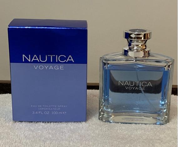 Perfume Nautica Voyage 90ml