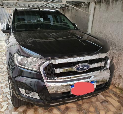 Ford Ranger 2018 2.5 Limited Cab. Dupla 4x2 Flex 4p