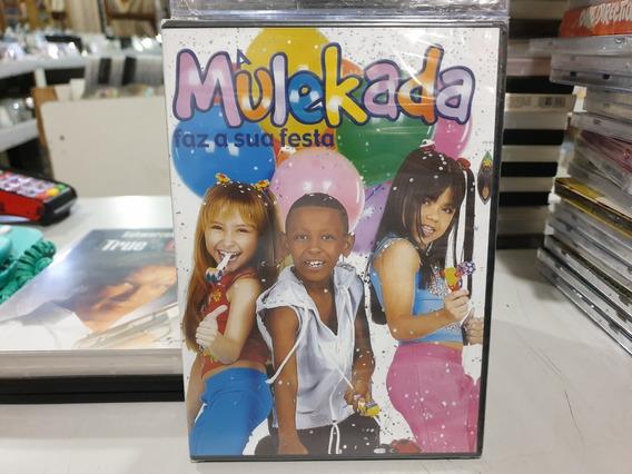Dvd A Mulekada - Faz A Sua Festa (novo/lacrado)