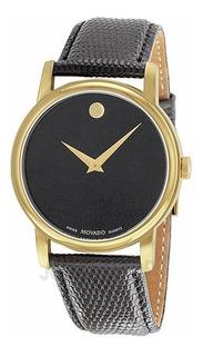 Reloj Movado Museum 2100005 Entrega Inmediata