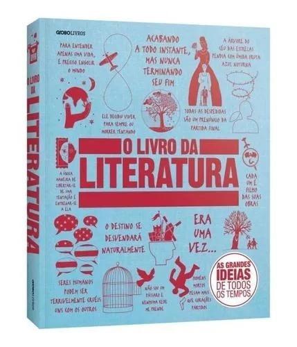 O Livro Da Literatura - Editora Globo