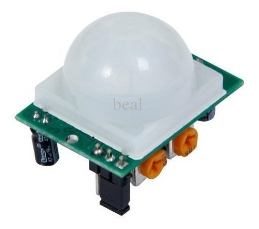 Sensor De Presença Movimento Pir Hc-sr501- Pic - Arduino
