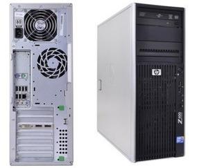 03 Unid Workstation Hp Z400 Xeon 4gb + Quadro Fx1800