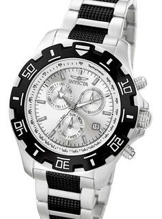 Reloj Invicta In 06409 Specialty Cronografo Acero 10 Atm Envio Gratis Watch Fan Locales Palermo Saavedra