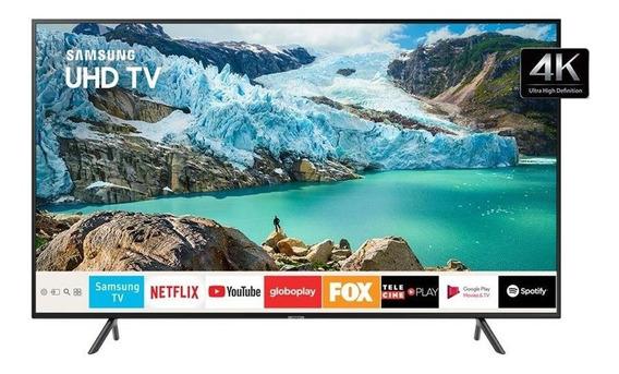 Smart Tv Led 50 Polegadas 4k Com Wifi Un50ru7100gxzd Samsung