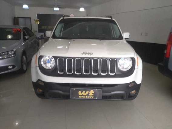Jeep Renegade 3.2 2016 Longitude 4x4 V6