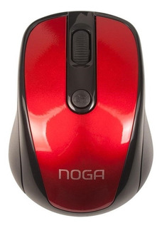 Mouse Inalambrico Wireless Pc Notebook Noga Ngm-358
