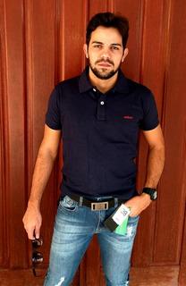 Kit 3 Camisetas Masculinas - (escolha Estampas E Tamanhos)