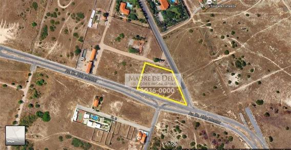 Terreno Residencial À Venda, Cocó, Fortaleza. - Te0133