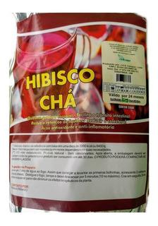 Chá Hibisco 120g