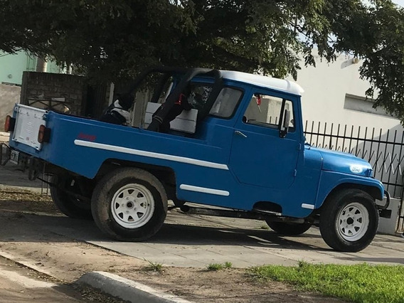 Jeep Pick Up Ika