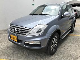 Ssangyong Rexton W Diesel Mec 4x4