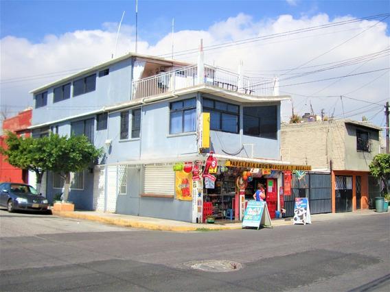 Inmueble Productivo En Venta Ubicado En Valle De Anáhuac, Ecatepec De Morelos