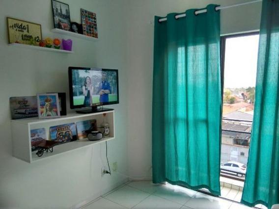 Apartamento Com 03 Dormitórios - Praia Grande 4024   P.c.x