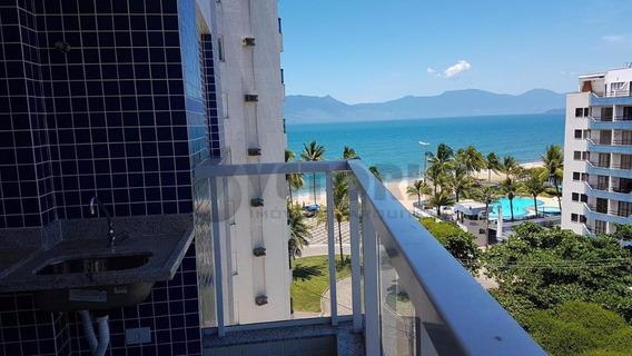 Apartamento 02 Dorm (01 Suíte) Com Varanda Gourmet E Vista Para O Mar - Ap0013