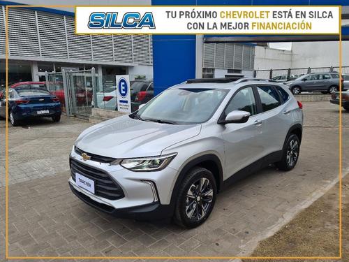 Chevrolet Tracker Premier 2021 Gris Plata 0km