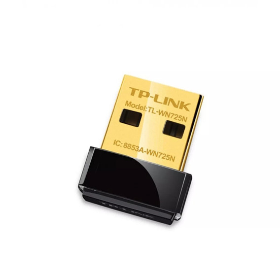 Placa De Red Usb Tp-link 725n 150mbps Wireless N Nano