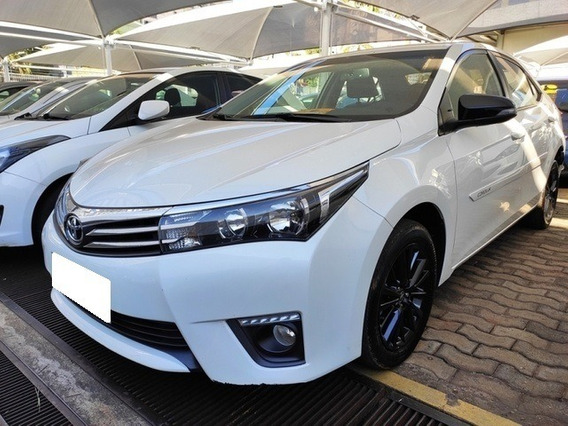 Toyota Corolla 2.0 Xei Branco 16v Flex 4p Aut. 2017