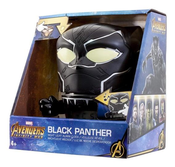 Reloj Despertador Avenger Black Panther 2021449