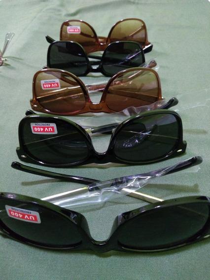 Lote De 12 Oculos Sol Novos Importados + 2 Pingente Gratis