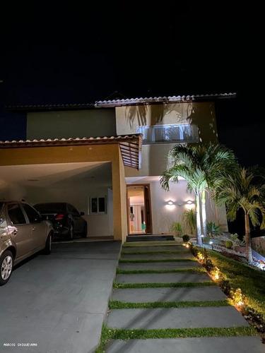 Imagem 1 de 15 de Casa Em Condomínio Para Venda Em Salvador, Alphaville Ii, 4 Dormitórios, 4 Suítes, 2 Banheiros, 4 Vagas - Ca0056_2-1191054