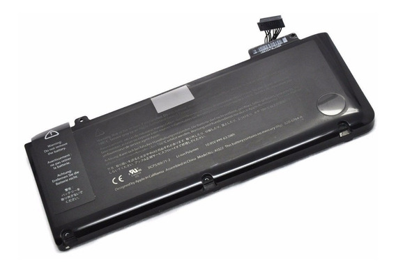 Bateria Apple Original Macbook Pro 13 A1278 A1322 Unibody