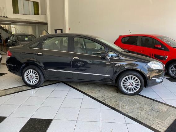 Fiat Linea 1.8 16v 4p Flex Essence 2012