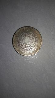 Moneda De 10 Pesos Año 2007 Grafila Invertida