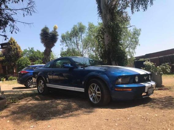Ford Mustang 4.6 Gt Equipado Piel At 2005