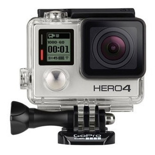 Gopro Hero4 Silver Edition Video 1080p 12mp Recertificada