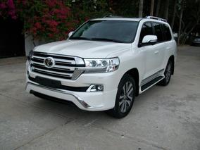 Toyota Land Cruiser 200 Sahara 2018 Diésel Automática