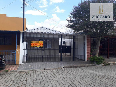 2 Casas Com 2 Dorm. (1 Suíte) À Venda, Por R$ 750.000 - Ponte Grande - Guarulhos/sp - Ca3434