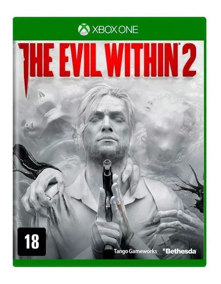 The Evil Within 2 Xbox One Mídia Física Nacional Lacrado Rj