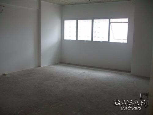 Imagem 1 de 6 de Sala Para Alugar, 37 M² - Centro - São Bernardo Do Campo/sp - Sa4593