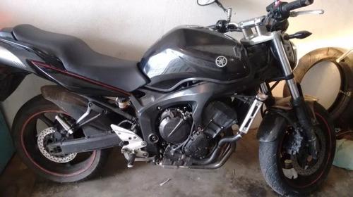 Yamaha Fz6 N Fazer 600 Troco Em Sh 300 Ou Outra Moto