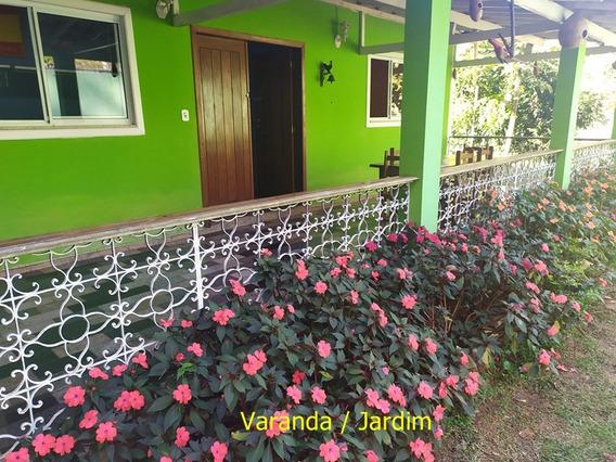 Chacara 10.000m² Casa Laje 290m² C/ 4 Qtos 2 Suites 3 Lagoas
