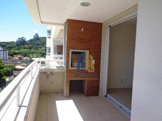 Apartamento 4 Dormitórios Próximo Ao Hotel Mercure - Ap1127