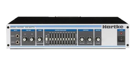 Cabeçote Para Baixo Hartke Systems Ha2500