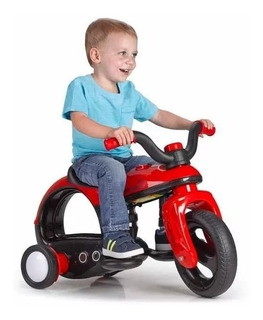 Moto Electrica Montable Niños Space Bike Feber 6v Sonidos