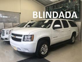 Chevrolet Suburban G Piel 4x4 Blindada Nivel 5 B6 8 Birlos