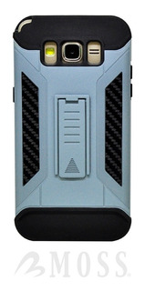 Funda Fenix Motorola Moto G5 Plus Case Uso Rudo Kick Stand