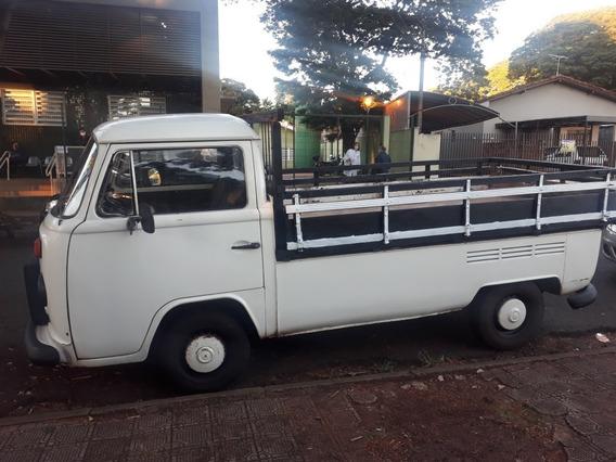 Volkswagen Kombi Pikap Diesel