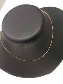 Gargantilha Ouro 18k Tamanho 40cm