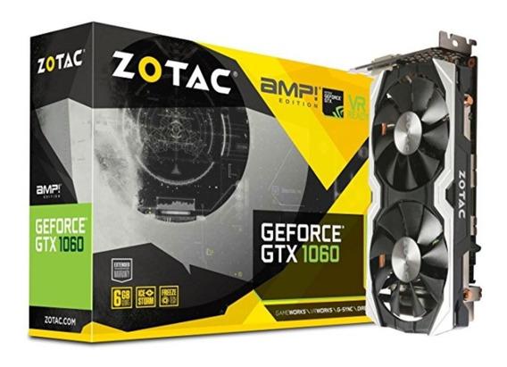 Zotac Geforce Gtx 1060mp Edition, Zt-p10600b-10m, 6gb Gddr